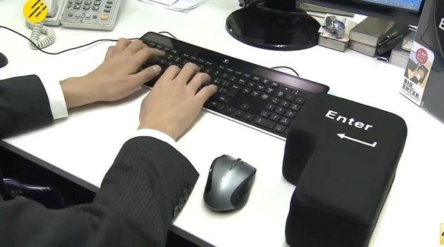 Антистресс-кнопка