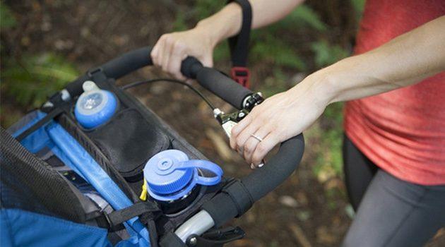 Сумка-органайзер для детской коляски