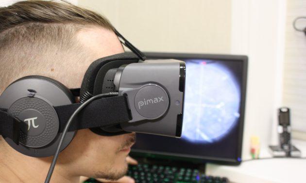 Pimax 4K: VR-шлем