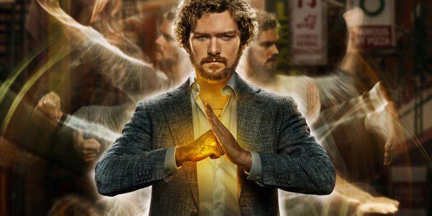 сериалы про супергероев: железный кулак