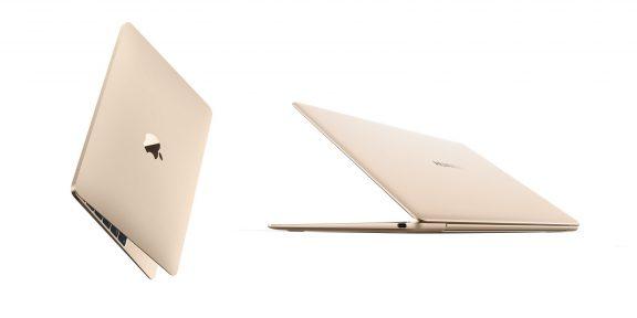 Huawei выпустила свой первый ноутбук, и он очень похож на MacBook