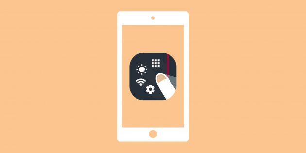 Swiftly Switch — удобное меню для управления смартфоном одной рукой