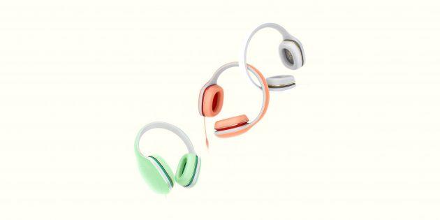 Xiaomi Mi Comfort — удобная молодёжная гарнитура с хорошим звуком