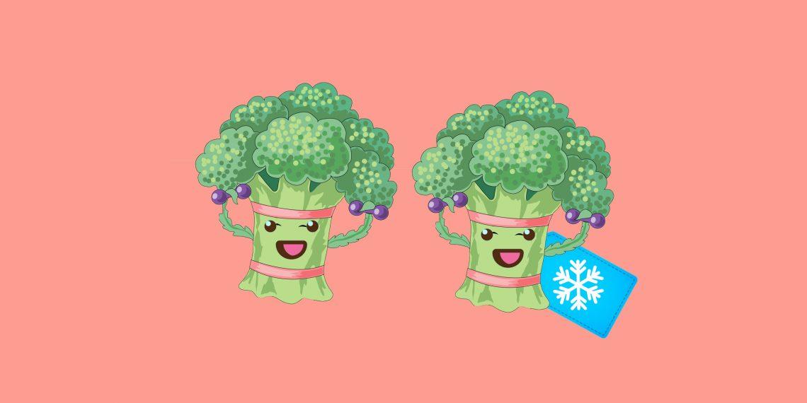 Какие овощи и фрукты полезнее: свежие или замороженные - Лайфхакер