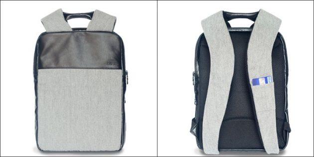 Минималистичный рюкзак ZAVTRA для ноутбука
