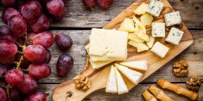 Как составить идеальную сырную тарелку
