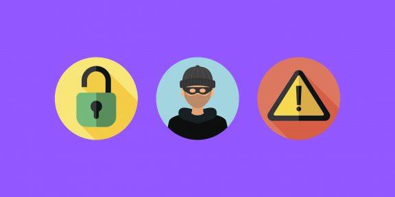 Элементарные правила безопасности, о которых мы почему-то забываем