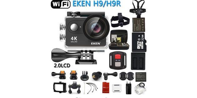 Экшен-камера с Wi-Fi от Eken