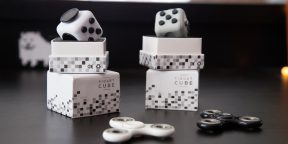 Fidget Cube и Fidget Spinner — игрушки, которые избавят вас от стресса