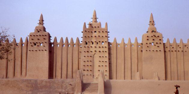 Мечети Тимбукту, Мали
