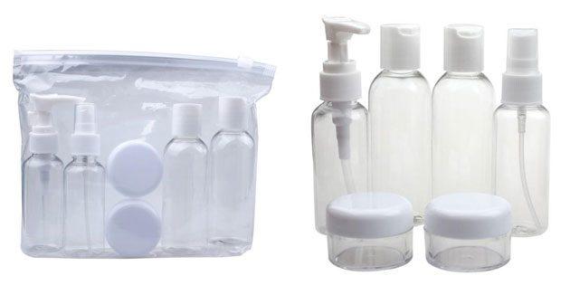 флаконы для жидких гигиенических средств