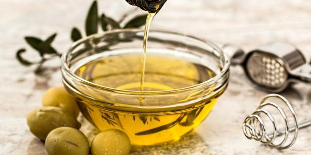 продукты для здоровья суставов: оливковое масло