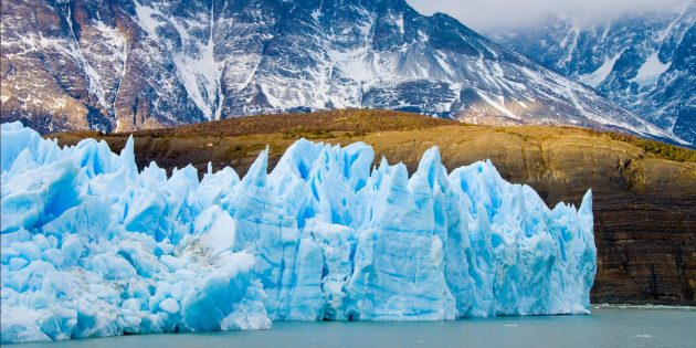 Ледники Патагонии, Аргентина