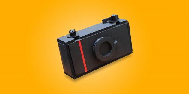 Как сделать пинхол-фотоаппарат своими руками