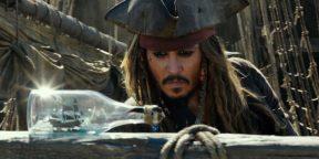 7 фильмов и сериалов про пиратов