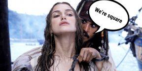 15 полезных английских выражений из «Пиратов Карибского моря»