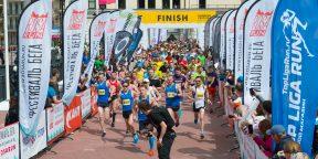 Фестиваль бега ROSA RUN: как это было