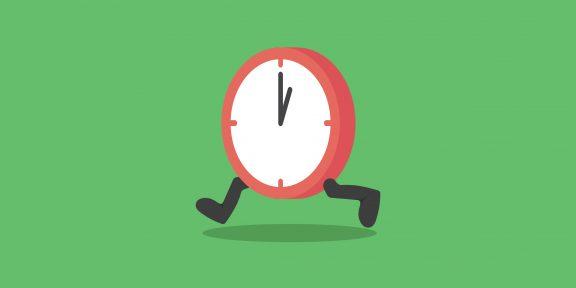 Почему время бежит слишком быстро и как его замедлить