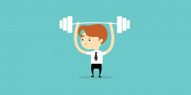Почему физические нагрузки на работе не заменят занятия спортом