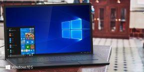 Представлена Windows 10 S — конкурент Chrome OS