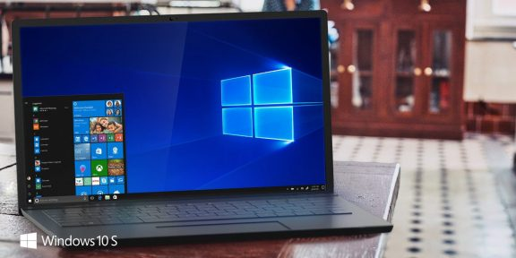 Представлена Windows 10 S — конкурент Chrome OS