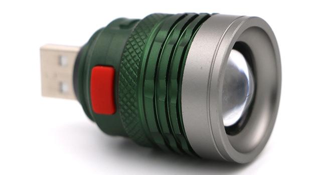 USB-фонарь