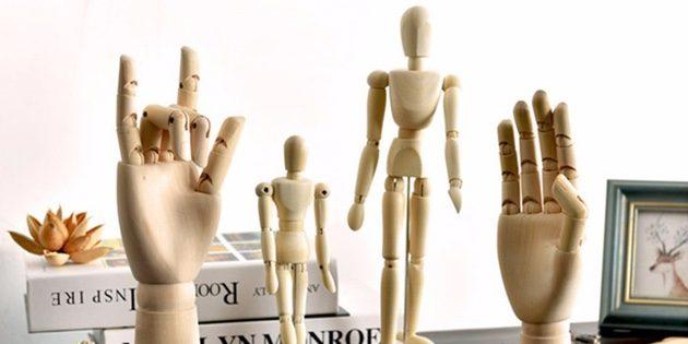 Куклы для художников