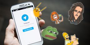 Ещё 35 стикерпаков Telegram на все случаи жизни