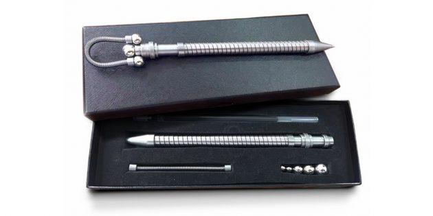 Гнущаяся ручка