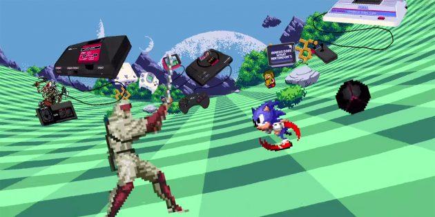 Sega выпустила коллекцию классических игр для мобильных устройств