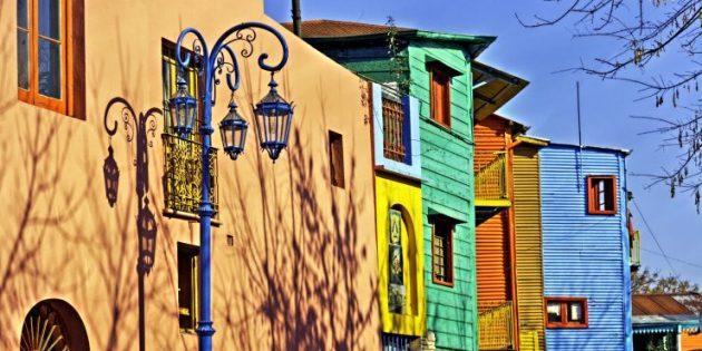Эль-Каминито, Буэнос-Айрес