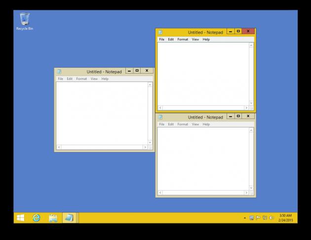 Бесплатные программы для Windows: AquaSnap