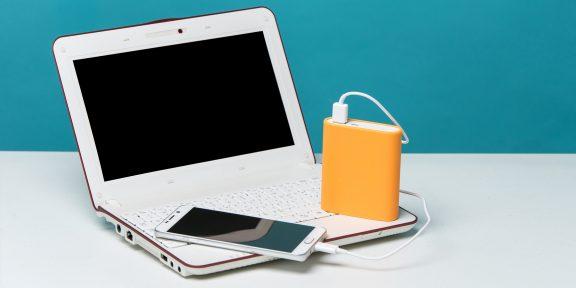 Как выбрать внешний аккумулятор для смартфона