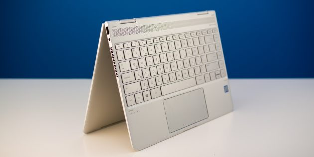 HP Spectre x360: внешний вид