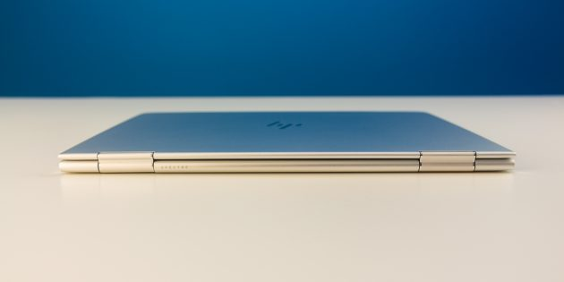 HP Spectre x360: дизайн
