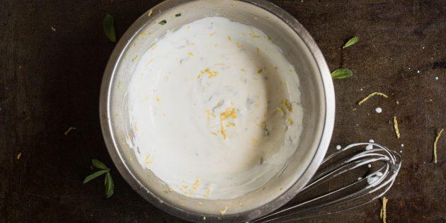 котлеты из брокколи: соус