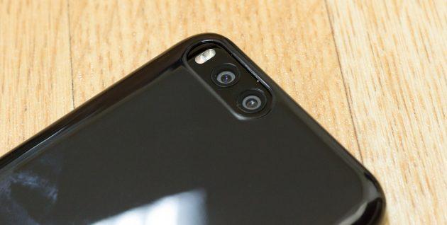 Xiaomi Mi6: камеры