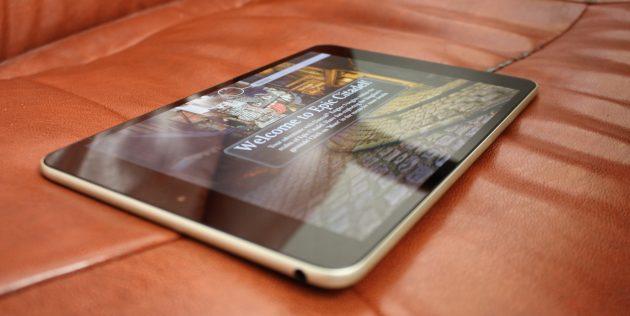 Xiaomi Mi Pad 3: экран