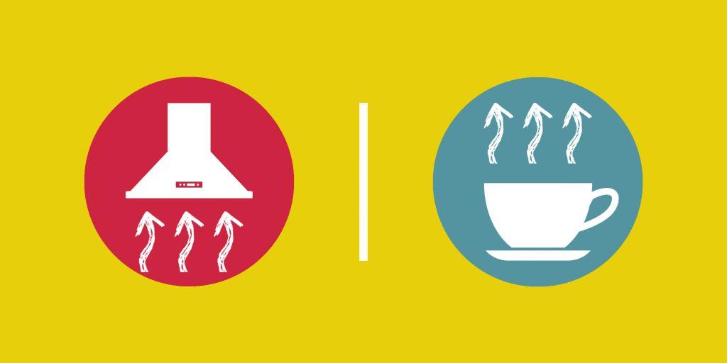 Как избавиться от запахов на кухне, если у вас нет вытяжки