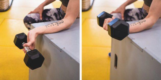 Как укрепить запястья для сильного хвата и профилактики травм