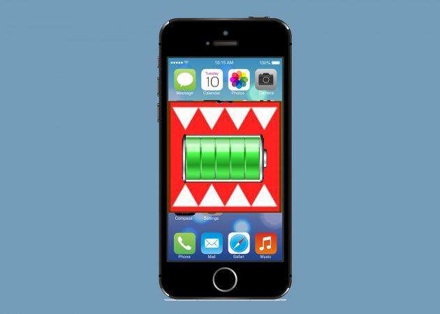 Как узнать, какие приложения для iPhone и iPad больше всего расходуют батарею