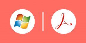 Как в Windows 10 изменить PDF-ридер по умолчанию