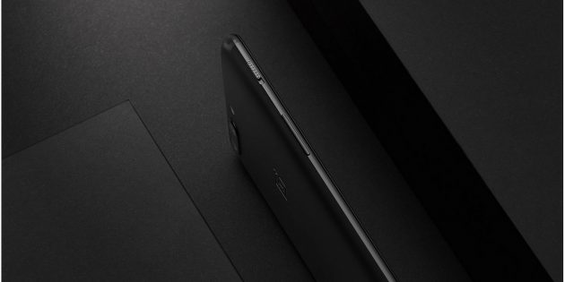 OnePlus 5 представлен официально