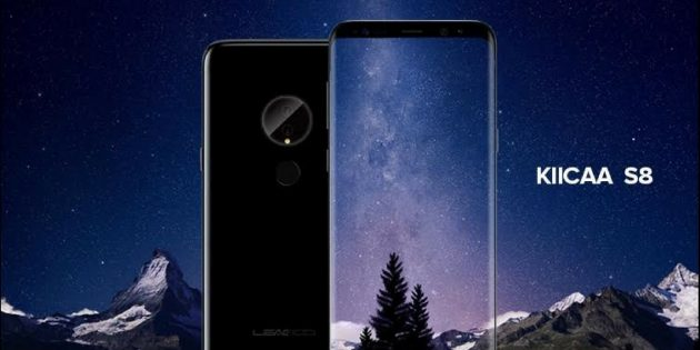Компания Leagoo готовит к выходу двойника Samsung S8