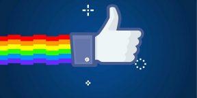 В комментарии Facebook теперь можно вставлять гифки