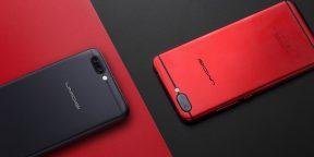 UMIDIGI Z1 и Z1 Pro — мощные и тонкие смартфоны с батареей на 4 000 мА·ч