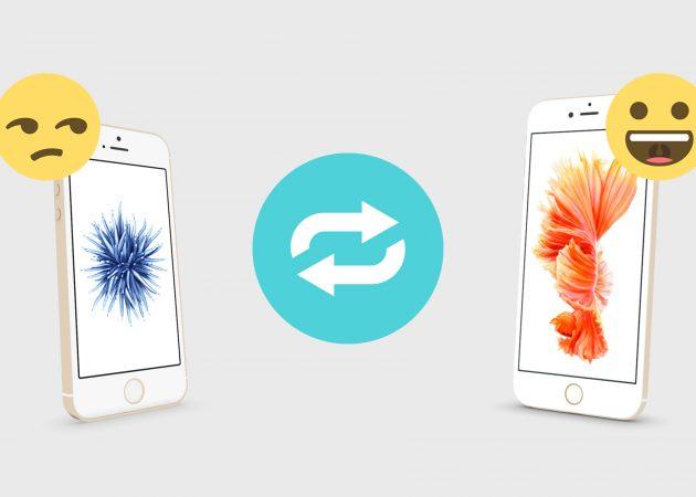 DamProdam — простой способ обменять старый iPhone на новый