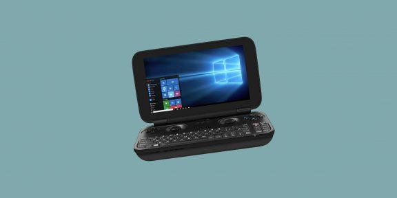 Обзор GPD Win — самого маленького игрового ноутбука на Windows