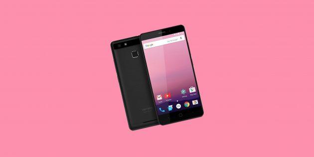 Обзор Vernee Thor E — компактного недорогого смартфона с большой батареей