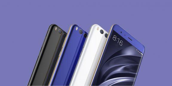 Обзор Xiaomi Mi6 — мощного флагмана с хорошей камерой